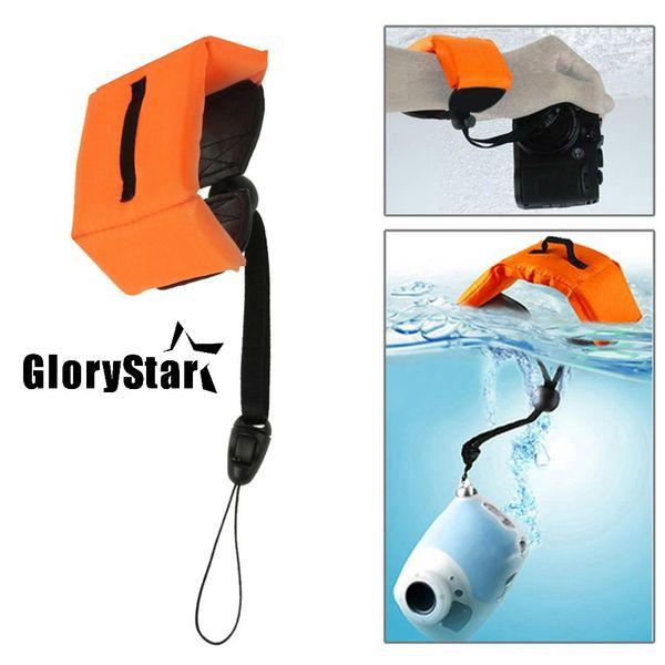 For Go Pro Accessories Diving Swimming Floating Bobber Hand Wrist Strap for GoPro HERO5 HERO4 Session HERO 5 4 3+ SJ4000 D20 D30