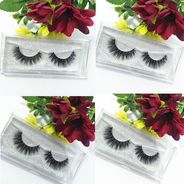 Seashine Mink Lashes Luxury Hand Made Mink Eyelashes Medium Volume Cruelty Free Mink False Eyelashes free shipping