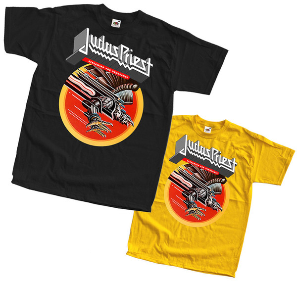 Judas Priest - Screaming For Vengeance 1982 T Shirt 100% cotton ALL SIZES