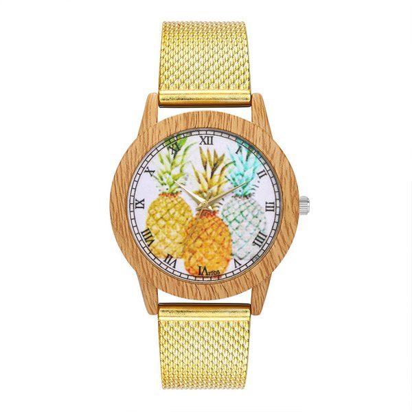 2019 NEW Clock Women Bracelet Women Fashion Silica Gel Band Analog Quartz Round Wrist Watch Watches