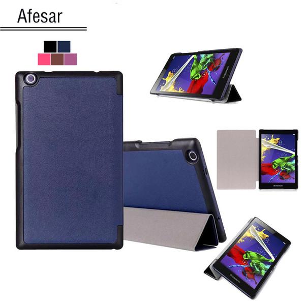 Lenovo Tab 2 A8-50F 50LC Tab 3 8 850F 850M tablet Smart Shell case Ultra Slim case For Lenovo Tab 2 A8 cover