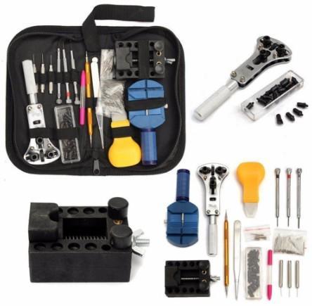 best selling 144pcs Professional watch tools set for Watch Case Opener Tool Set Repair Tools horloge gereedschapset hand-tools