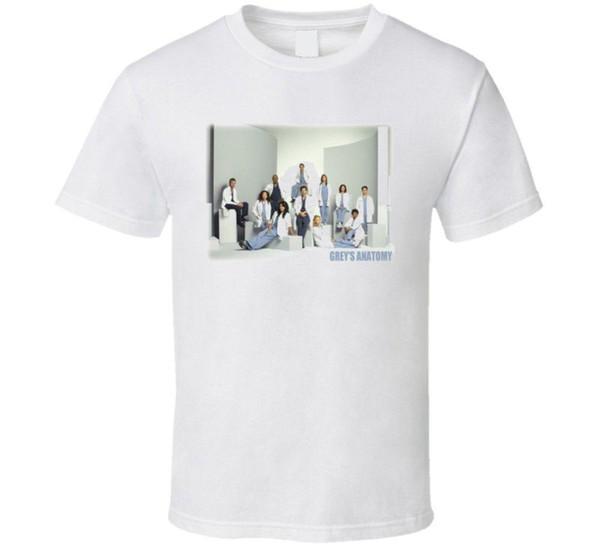 Compre Camiseta De La Anatomía Del Gris A $11.96 Del Amesion65 ...