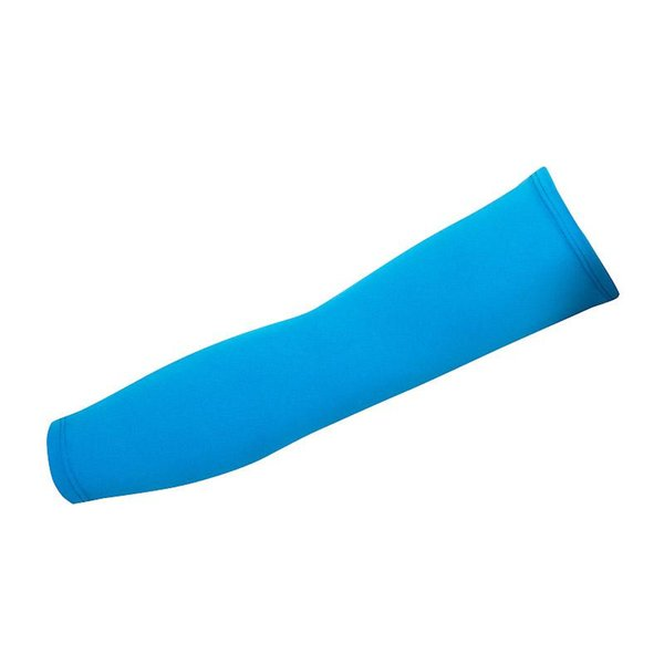 New Solid Arm Warmers Motorcycle Supplies Cycling Bike Sports Sunscreen Summer Cuff Arm Warmers F0015