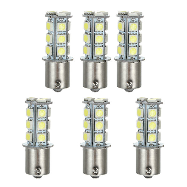 1156 1157 18SMD 5050 LED Replacement Bulb for Car Interior Turn Backup Parking Side Marker Lamp Lights