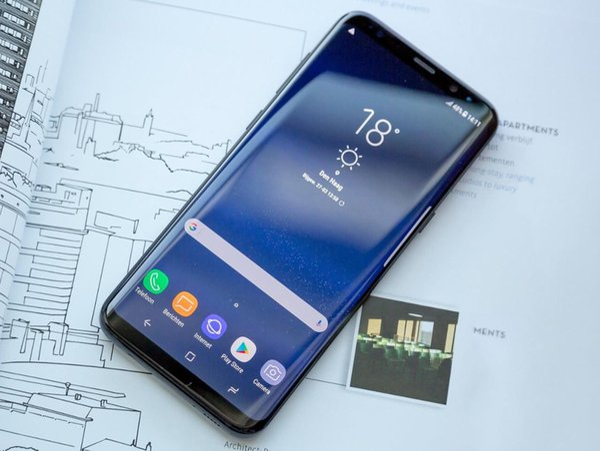 S9+ Fingerprint Goophone 9 plus MTK6580 quad core 1GRAM 16G ROM Full Screen 6.2inch Cellphone Show 4G LTE android Unlocked Phone