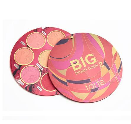 Blush Big Blush Book 8 Farbe Highlither Bronzer Pink Rot Langlebig Natural Faced Sweet Peach Limited Edition