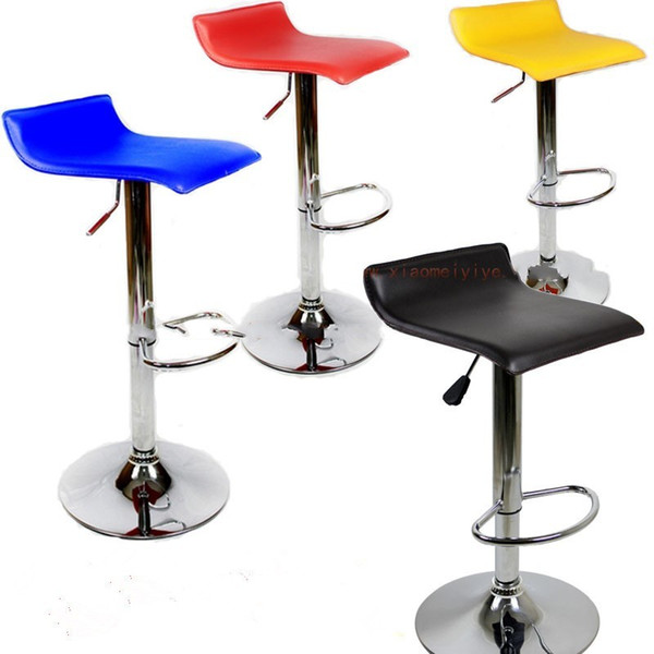 Miraculous 2019 European Style Portable Bar Chair Lift Fashion Pure Color Rotate Stool Household Pu Arm Chairs Adjustable High Grade 68Dk2 Ww From Sd002 89 64 Inzonedesignstudio Interior Chair Design Inzonedesignstudiocom