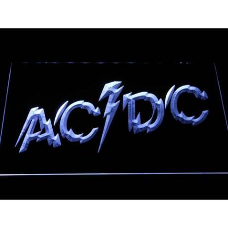 7 Colors AC DC Powerage LED Neon Sign Light Football USA Sports Team Custom Neon Signs led Design Your Own Bar Signs Drop Ship
