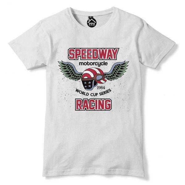 Speedway Motorcycle World Cup Series T Shirt Racing Tshirt Motorbike Top 161