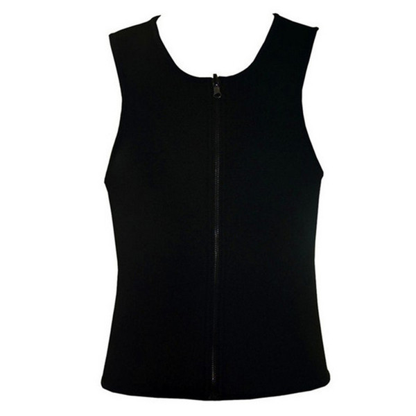 a7bfb20c727eb Body Shaper Man Slimmin Belly Men Slimming Vest Abdomen Side Zip Corset  Neoprene Sweat Waist Trainer