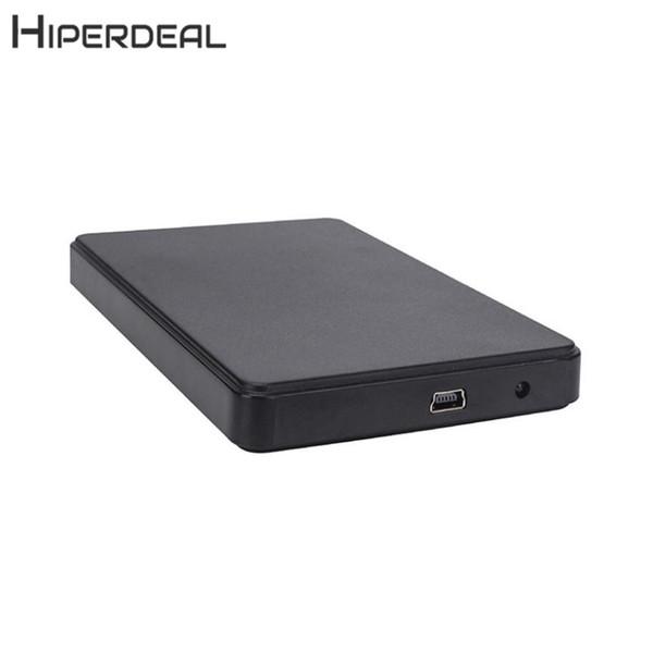 HIPERDEAL New Slim 2.5Quot USB 2.0 HDD Case Hard Driver 2 TB SATA External Box Disk Case 18Jan12 Drop Ship F