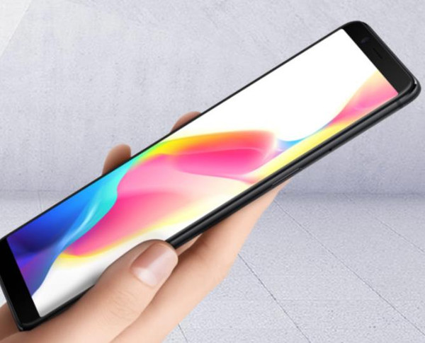 Ultra-thin one smart phone, three network 4G large memory 5.8 inch 18:9 full screen, mobile phone manufacturers wholesale oem