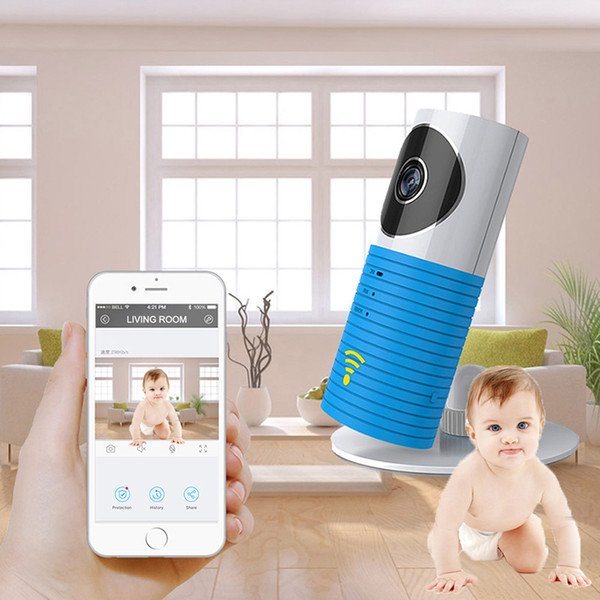 HD Mini Cameras Wireless 720P Wifi Baby Monitor With IP Camera Infant Video Security Two-way Indoor TOPS Audio Night Vision Security Camera