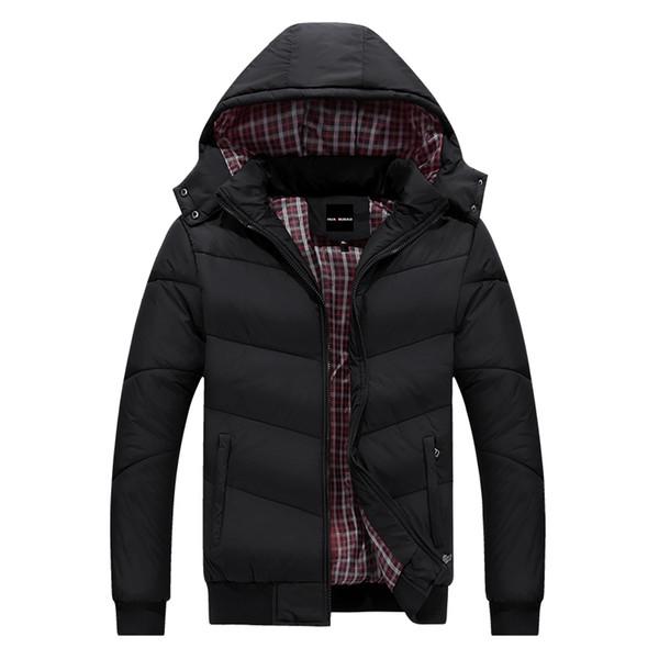 2018 Warm Jacket Men M-5XL  New Men Jacket Autumn Winter Hot Sale High Quality Men Fashion Coat Casual Outwear Cool Design