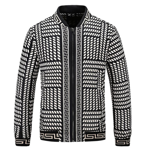 The latest fall and Winter International Top 100% original High quality Beauty head xiang Men's and Women's Jacket jackets