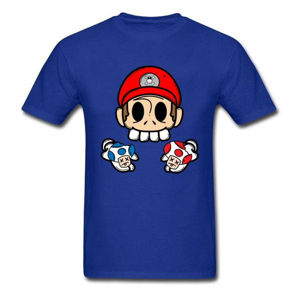 Gedruckt Auf Rot Oder Blau Männer T-shirt Prevalent Sommer Herbst Kurzarm Mit Rundhalsausschnitt 100% Baumwolle T-shirts Gedruckt Kleidung Shirt