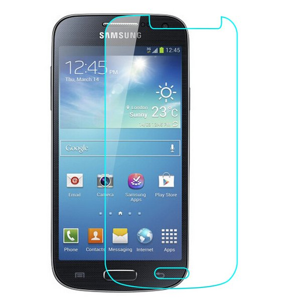 Tempered Glass Screen Protectors For Samsung Galaxy S4 Mini I9195 I9192 I9190 Grand Max G7200 2.5D Explosion Shatter Screen Protector Film