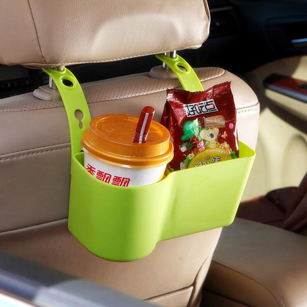 Car Seat Storage Basket Multifunction Rack Folding Nets Car Trunk Bag Organizer Bag Toolbox Storage Boxes