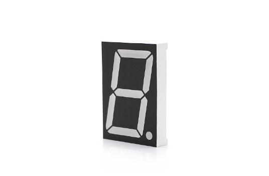 GEM15102BE Display a LED numerico anodo comune da 1,5