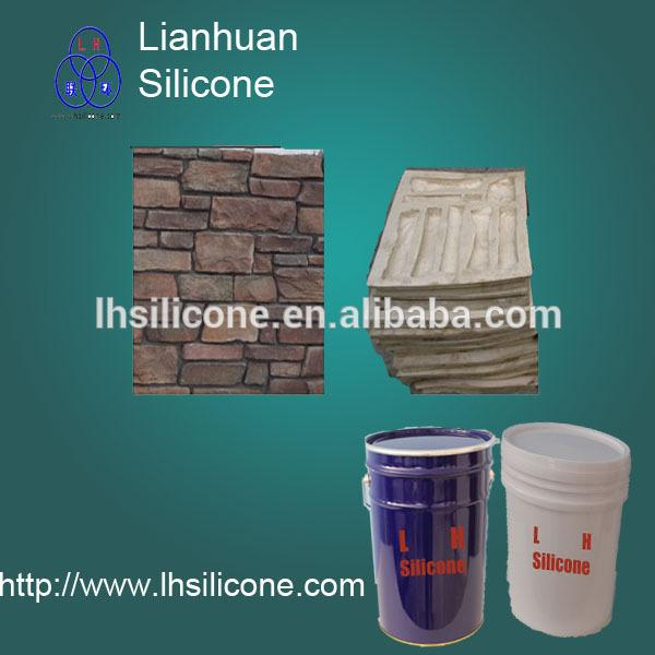 RTV-2 moulding&casting silicone rubber for stone mold making