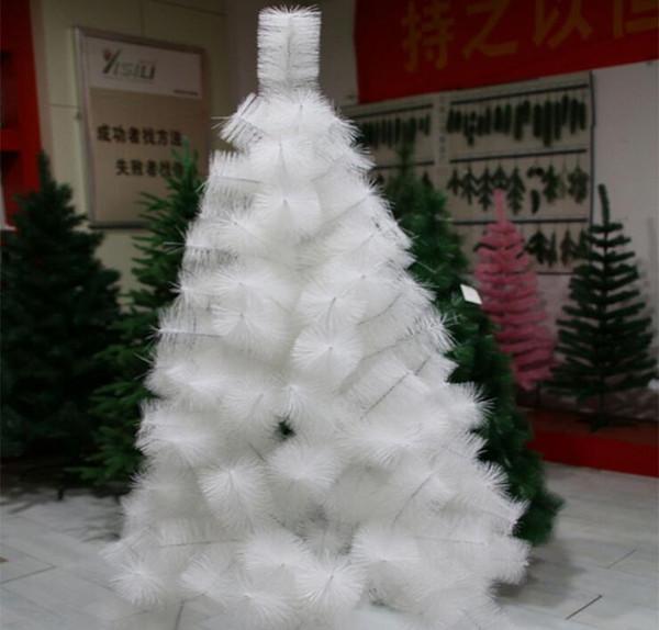 Горячая новая сосна иглы Рождественская елка небольшой Рождественская елка украшения рождественские классические поставки украшения