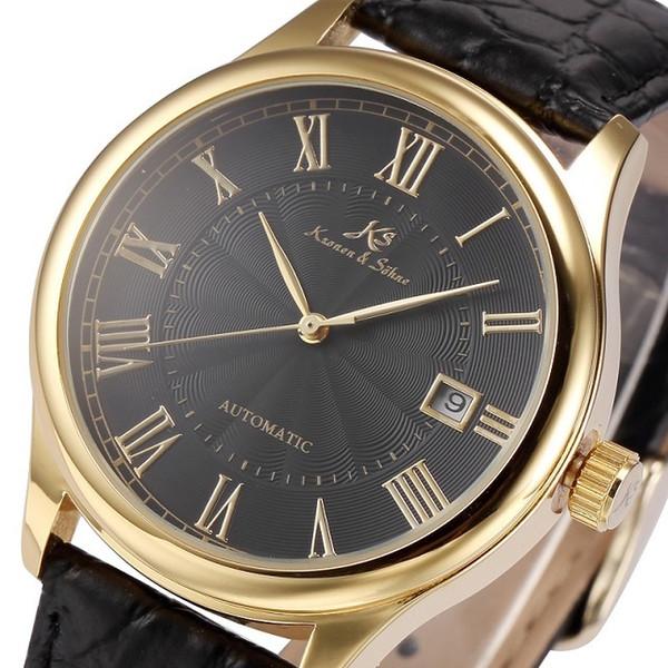 Gold Black KS242