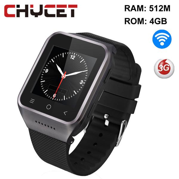 "wholesale S8 Smart watch Horloge 1.54 ""Android 4.4 512 MB + 4 GB GPS 3G WiFi MP4 Sim card Telefoon Record Smartwatch pk GT08 U8 GV18"
