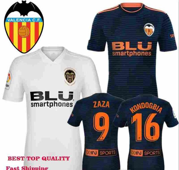 camisetas de futbol Valencia CF hombre
