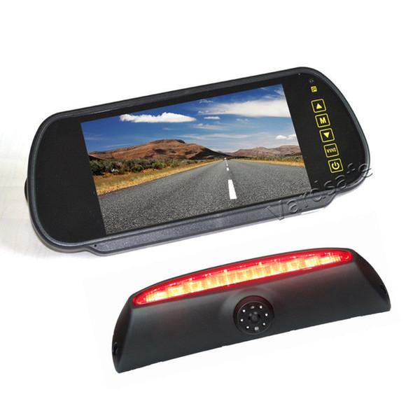 Vardsafe VS507K | Iveco Daily için Araba Fren Lambası OEM Reversing Kamera Seti (2006-2013)