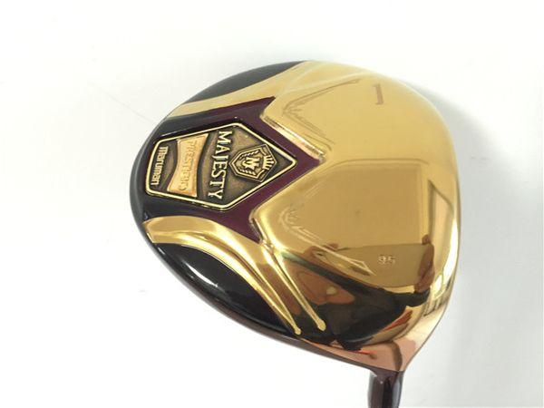 Maruman Majesty Super7 Driver Maruman Golf Driver Golf Clubs 9.5/10.5 Degrees R/S Flex Graphite Shaft With Head Cover
