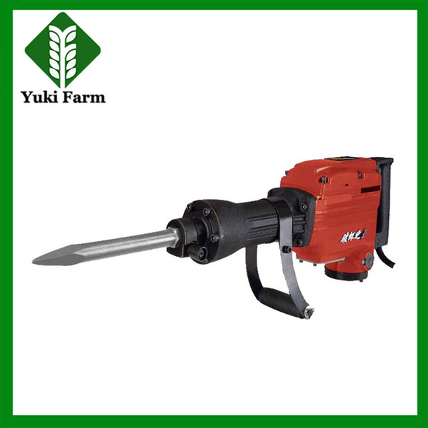 2000w big power 65mm electric hammer drill 220v electric rotary hammer drill professional power tools hot sale