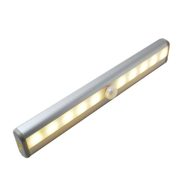Индукционная лампа LED шкаф коридор аварийный светодиодный свет подвал гараж шкафы