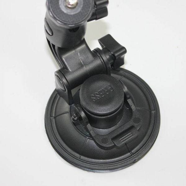 Car Suction Cup Bracket for Xiaomi Yi/Gopro/Sjcam/Dashcam Action Camera Gopro Series positioning driver recorder hd car dvr camera