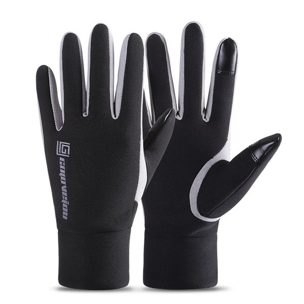 Adult Winter Warm Waterproof Windproof Snow Silde Screen Ski Sports Gloves 10.4