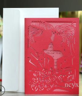 This are invitations to a banquet card watercolor blessing can be customized general valentine's day card teachers' day
