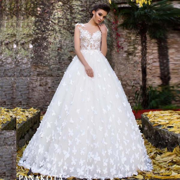 Lo mas nuevo en vestidos de novia