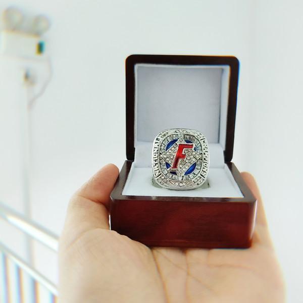 Nouvelle arrivée champions anneau 2017 Florida Gators National Championship Ring Fan cadeau de haute qualité en gros Drop Shipping