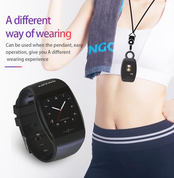 NEW Anhänger Smart-Band P1 Smart-Armband-Puls-Kalorie Wasserdichtes Wecker Sportuhr Smartwatch für Android-Handy