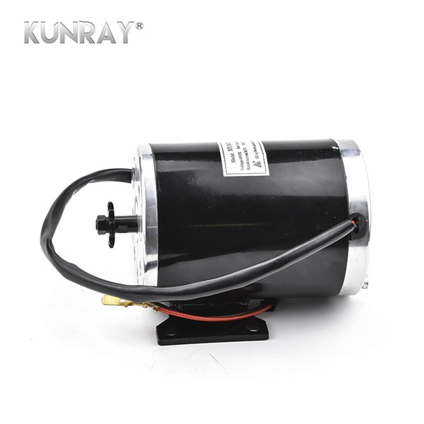 2019 Electric DC Brushed Gear Motor 1000W 48V 36V MY1020 3000RPM 35 6A  Reverse Electric Bicycle Scooter Tricycle Bike DIY Parts From Shuangyin001,