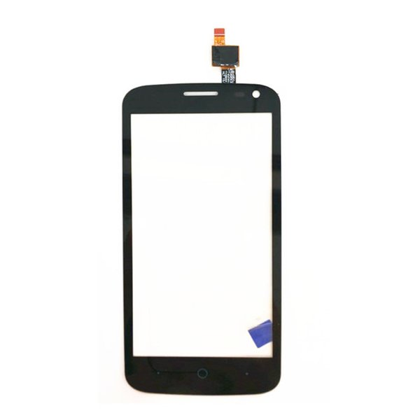 "4.5"" Model phone touch panel sensor touchscreen For ZTE Blade Q Lux / Qlux 3G 4G touch screen digitizer front glass Sensor Lens"