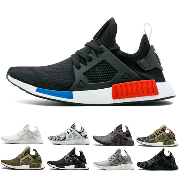 Pk Vsans Tricolor Max Japón Nmd Asics Blanco Negro Barata Correr Para Zapatillas Triple Zapatos Nike Rojo Air Primeknit R1 Hombres Mujeres Sventa OZNP8w0knX