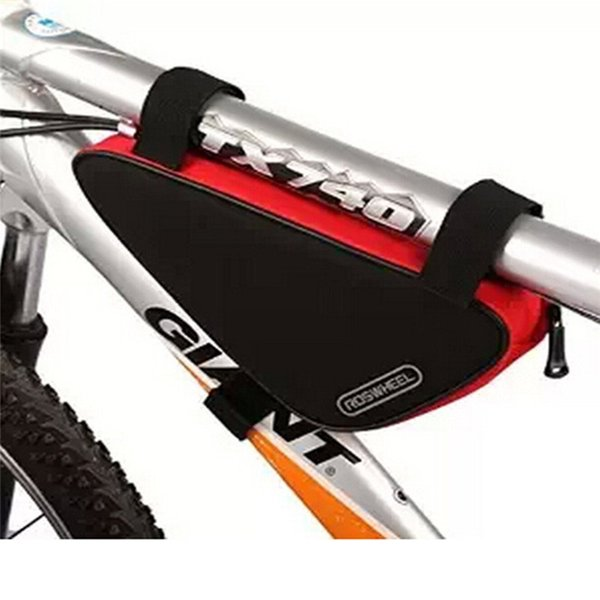 Bicycle Bags Mountain Bike Front Top Tube e Frame Bag Saddle Pouch Storage Case
