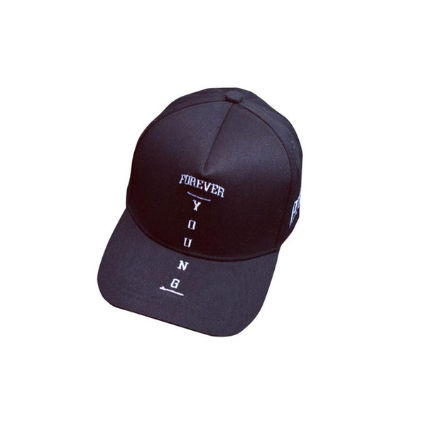 c10fdd49c1a Unisex Baseball Caps 2018 Mens Womens Forever Young Hat Cap Adjustable  Outdoor Sport Hats Mar15J.30