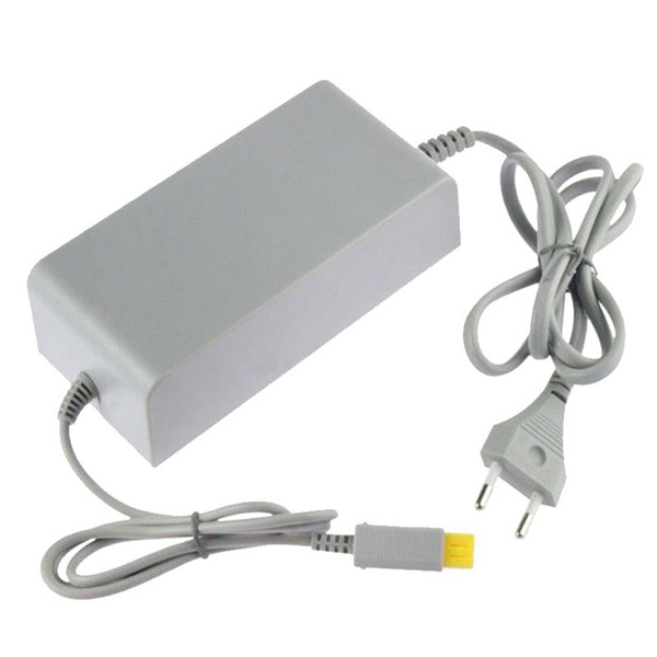 best selling Universal Wall Charger for WiiU Power Supply EU US Plug AC Adapter adaptor for Wii U Console Host High Quality FAST SHIP
