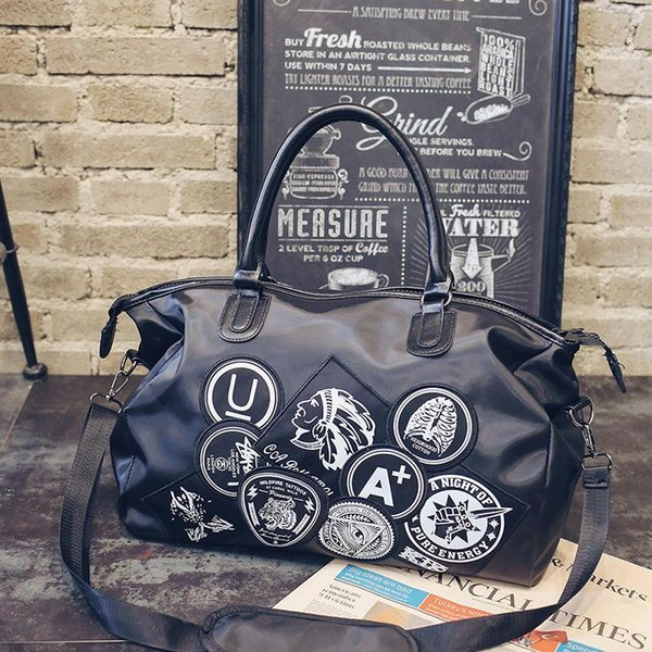 Women Handbags Portable Designer Travel Bags Sports Fitness Duffle Bag Men And Women General Short-Distance Bolsas Shoulder Crossbody Bag