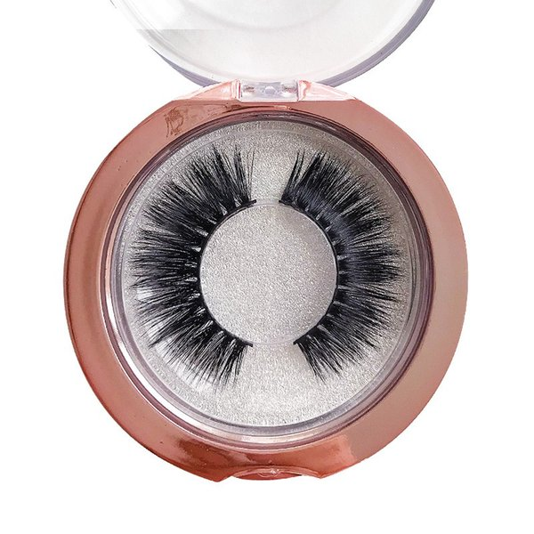 Newest Style Mink False Eyelashes 100% Handmade Mink Hair Full Strip Lashes Comfortable Soft Natural Long 3D Individual Lashes