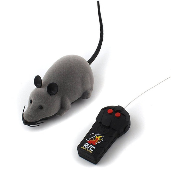 Rat Toy for Cat Patgoal RC Funny Wireless Electronic Remote Control Mouse Rat Pet Toy For Cats&Kids