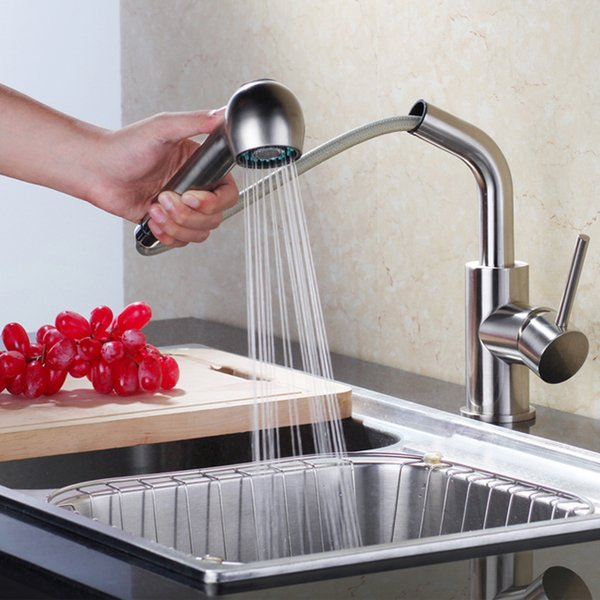 Superfaucet Kitchen Sink Mixer,Contemporary Kitchen Faucet,Kitchen Faucet Mixer,Kitchen Faucet Pull Out