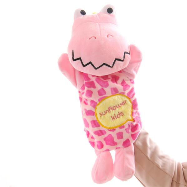Krokodil Pink 30cm